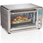 Hamilton Beach Digital Sure-Crisp Air Fry Toaster Oven