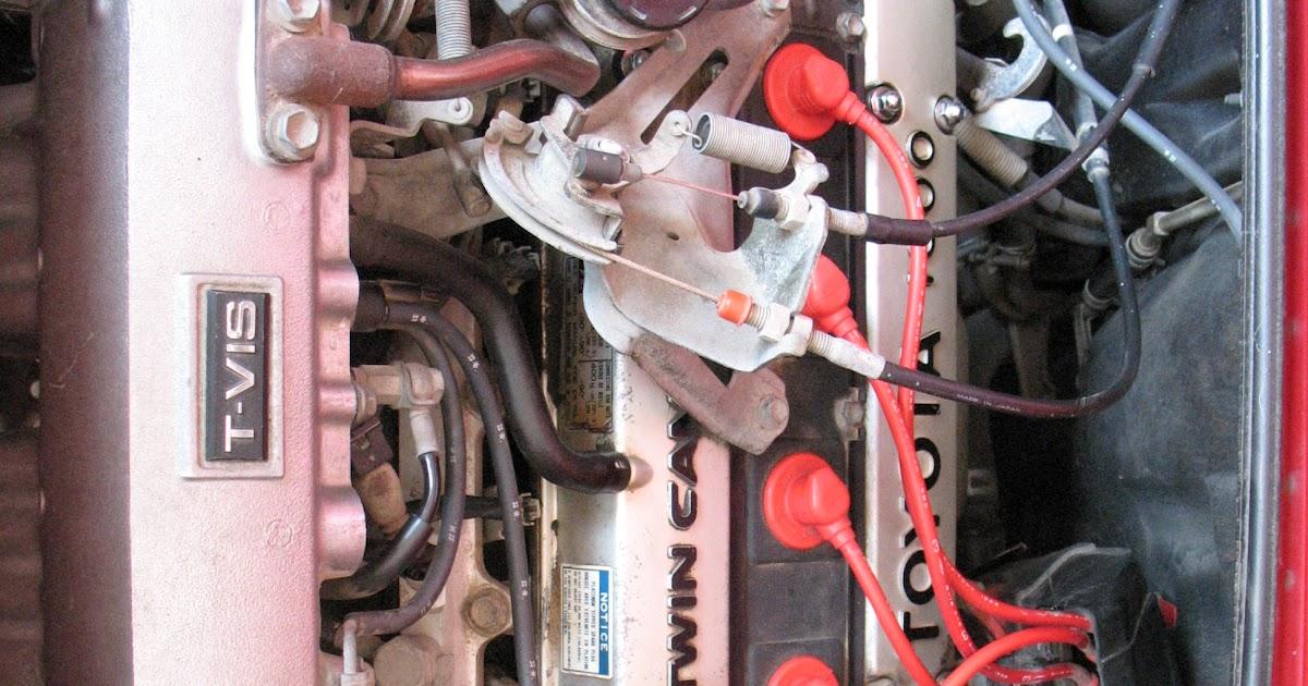 Autosportswiring  1987 Toyota Mr2 Wiring Diagram