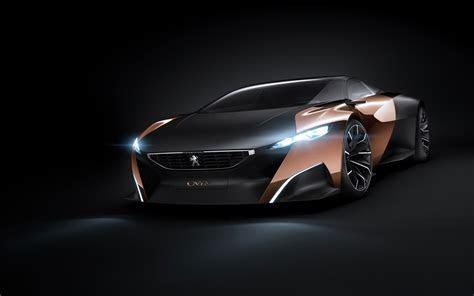 Peugeot Onyx Concept Car 2012 Wallpaper   HD Car Wallpapers