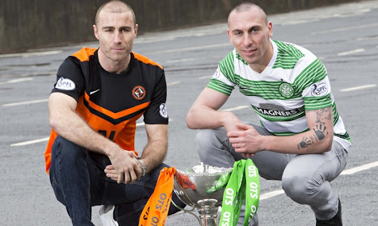 Dundee United v Celtic: Scottish League Cup final – live! | Alan Smith | Football | The Guardian