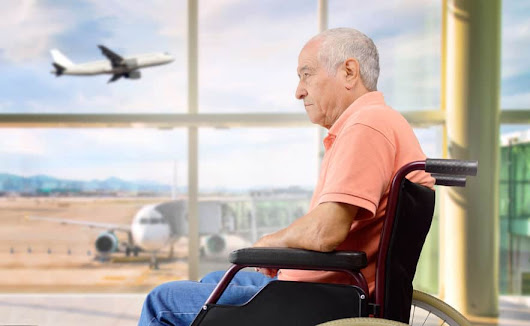 How To Travel With The Elderly With Diapers and Wheelchairs