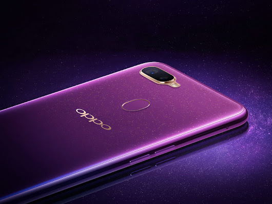 OPPO F9 Starry Purple is now available in the Philippines - Technobaboy Philippines