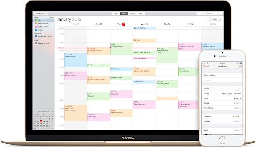 Apple now lets you report iCloud calendar spam