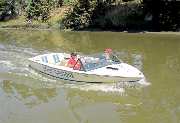 Scout Ski Boat