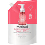 Method - Foaming Hand Wash Refill Pink Grapefruit - 28 fl. oz.