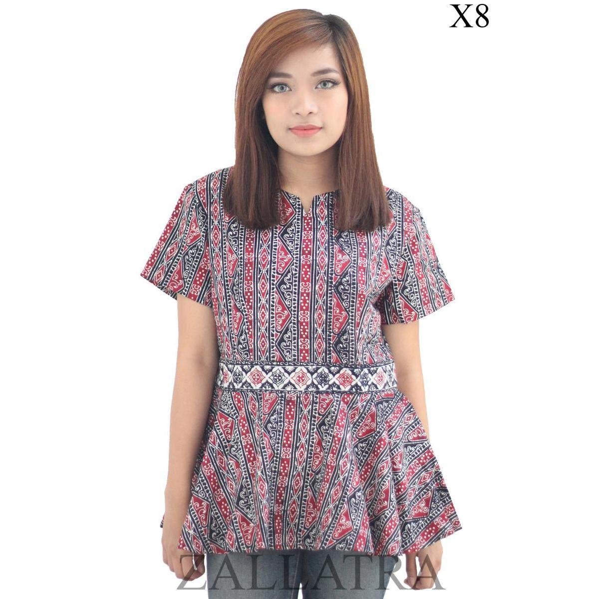 30 Model Baju Batik Wanita Hamil Terbaru - Model Baju ...