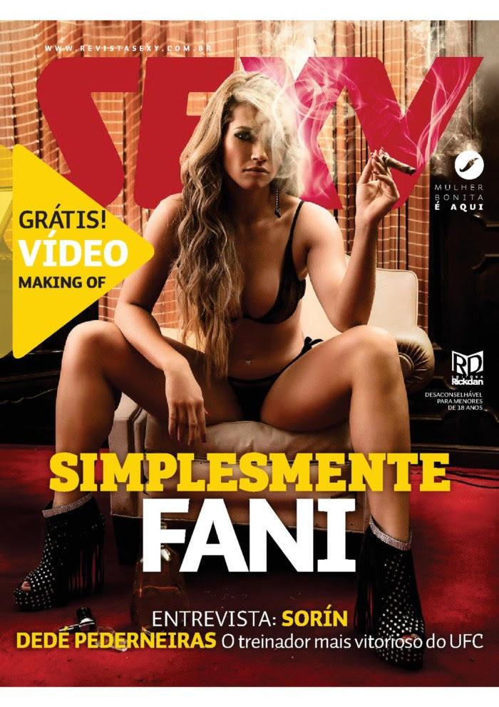 http://amamosmulherpelada.blogspot.com.br/2014/07/fani-nua-na-revista-sexy.html