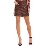 Bcbgmaxazria Womens Patch Pocket Mini Skirt