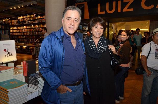 Tony Ramos (Foto: Felipe Panfili e Leo Marinho/AgNews)