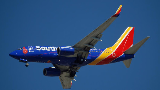 Growth at Dallas Love Field propels Southwest Airlines to record quarter - Dallas Business Journal