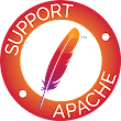 The Apache® Software Foundation Announces 18 Years of Open Source Leadership : The Apache Software Foundation Blog