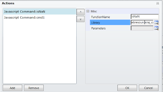 Loading dependent jscript libraries in ribbon button's execution CRM 2013