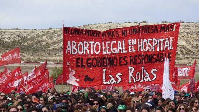 Ecos En Canadá Del Encuentro Nacional De Mujeres Argentinas