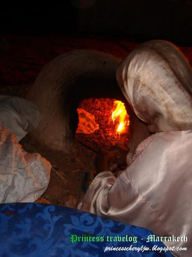 Moroccan Soireé (baking)