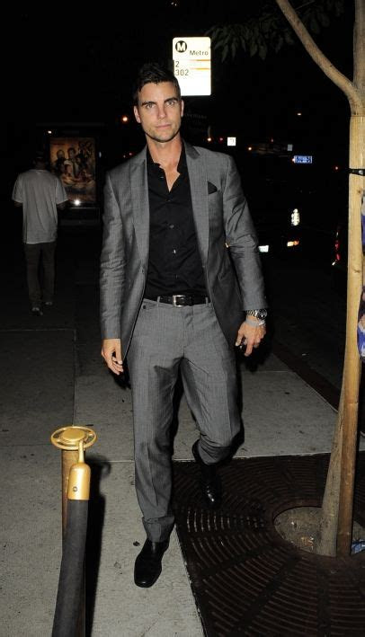 colin egglesfield   west hollywood nightclub bootsy
