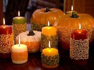 fall decorations by caroline