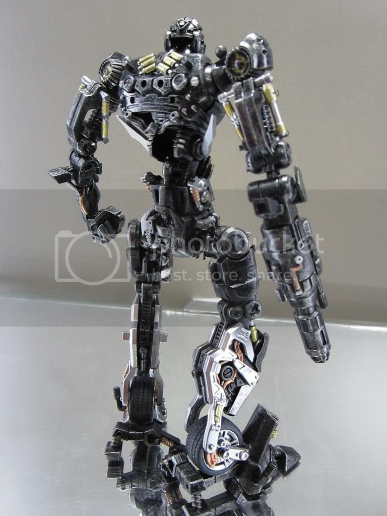 WAYLANDER: What does a Transformer look like naked?