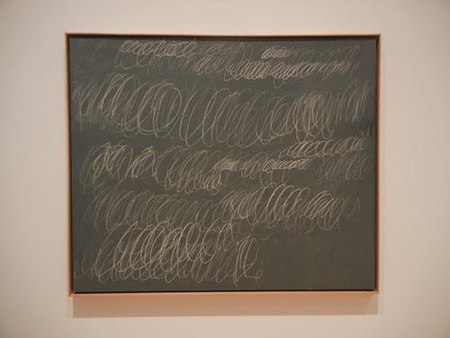 DSCN8739 _ Untitled, 1967, Cy Twombly (1928-2011), MOCA