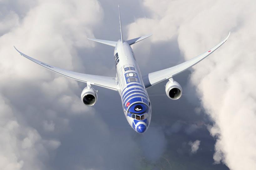 ANA star wars-R2-D2-aircraft