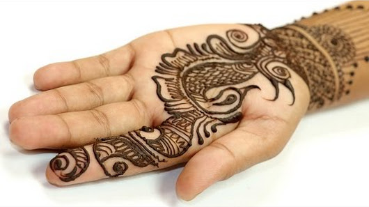Easy Mehndi Tutorial : Mehndi experts google