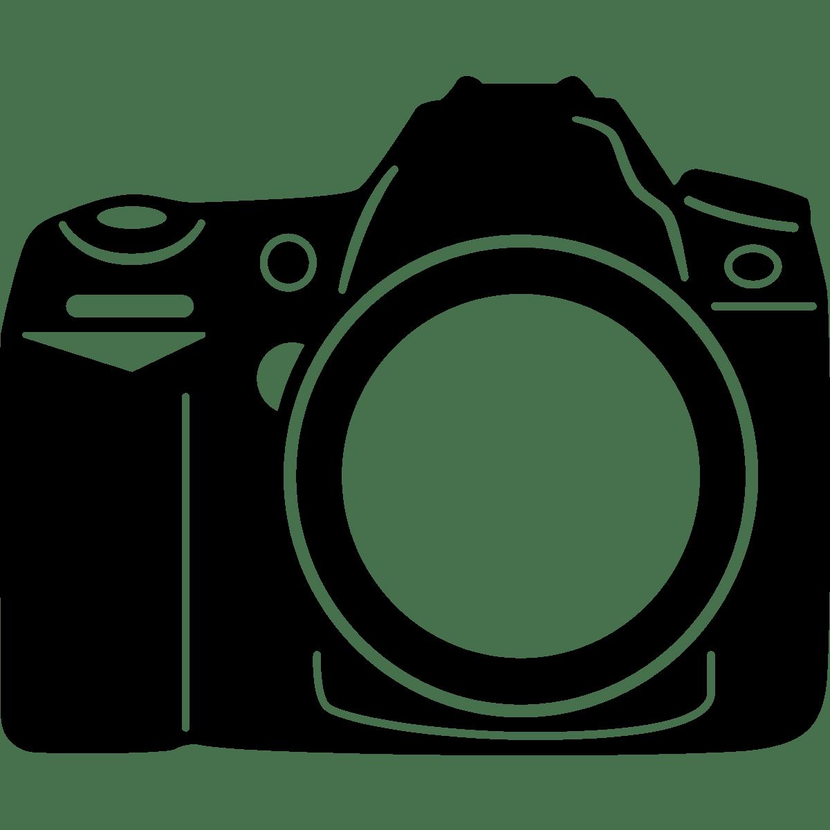 Camera Photography Logo Png Hd