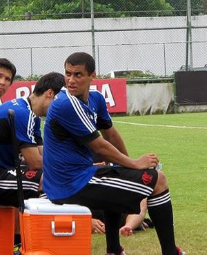 Welinton Flamengo zagueiro (Foto: Richard Souza)
