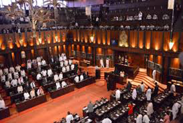 Third report on 831 state institutions presented in Parliament