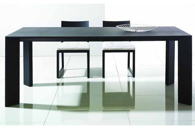 Evette Dining Table, Large - Contemporary - Dining Tables - by Inmod