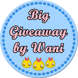 'Big Holiday Giveaway by Wani'