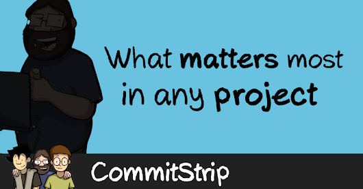 What matters most in any project