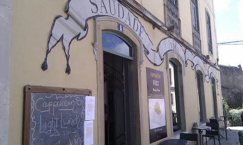 Cafe Saudade in Sintra by lovely jubbly london