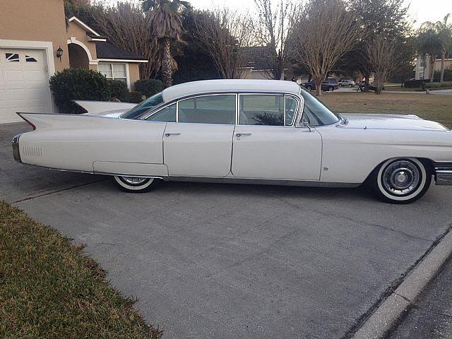 1960 Cadillac Fleetwood For Sale Jacksonville, Florida