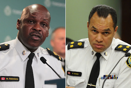 Two deputies in spotlight in search for a diverse police chief