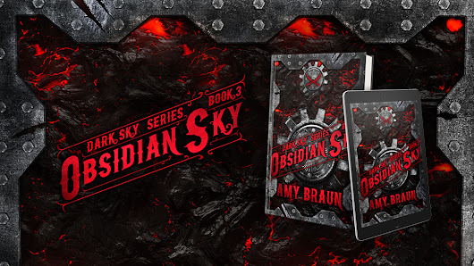 Blog Tour: Obsidian Sky By Amy Braun – Review+Giveaway+Q&A!