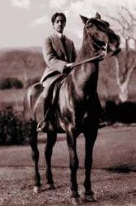 Jiddu Krishnamurti. 1920