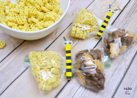 Bumble Bee Kids Snack - Mess for Less