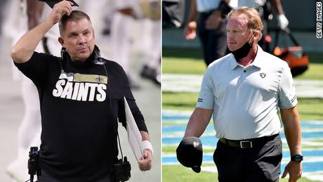 5 equipos y entrenadores de la NFL que no usaron máscaras durante los juegos enfrentan más de $ 1 millón en multas