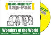 Hands-On History Lap-Pak: Wonders of the World