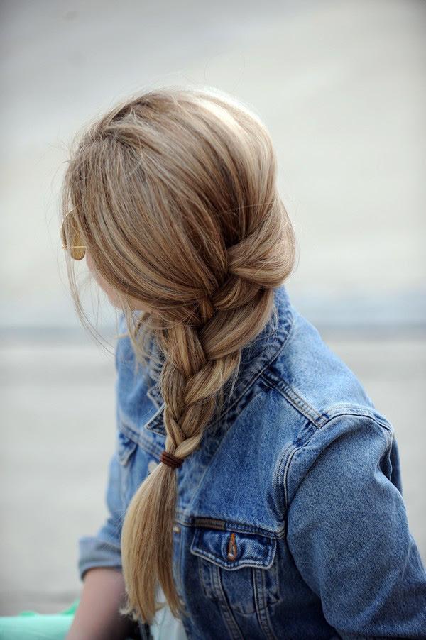 4 kiểu tóc đẹp nhất dành cho nàng tóc dài đang chán để xõa - Ảnh 14.