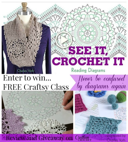 See It Crochet It - Reading Diagrams - Cre8tion Crochet