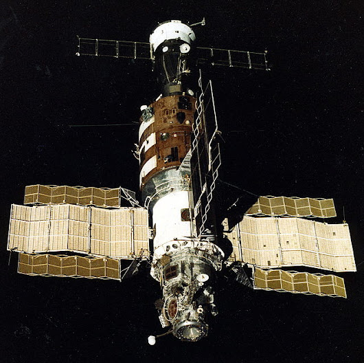The little-known Soviet mission to rescue a dead space station