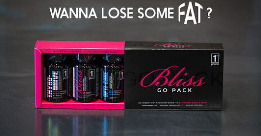 Win a Bliss Go Pack - Most Effective Fat Burner for Women
