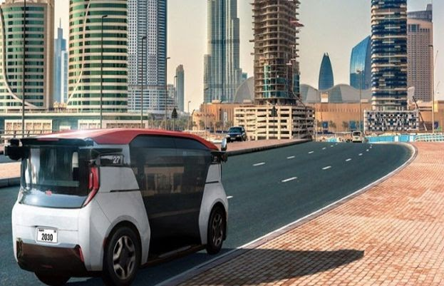 Dubai to be second in the world to operate autonomous Cruise vehicles | world news of today