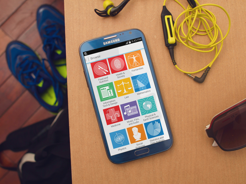 Introducing the Coursera App for Android