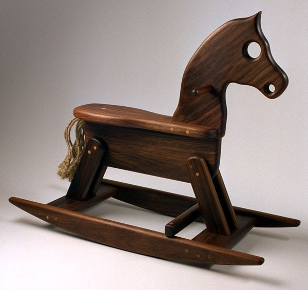 Guide Rocking Horse Woodworking Plans