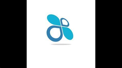 company logo design tutorial illustrator cs youtube
