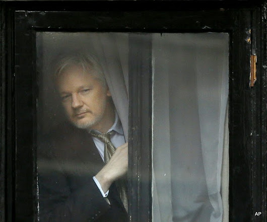 UN Demands Freedom For WikiLeak's Assange, Rules 'Arbitrary Detention' Must End
