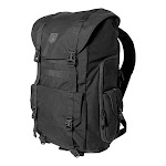 Cannae Pro Gear 500D Nylon 34 Liter Sarcina Open Top Rally Pack Backpack, Black by VM Express