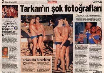 Newspaper scandal