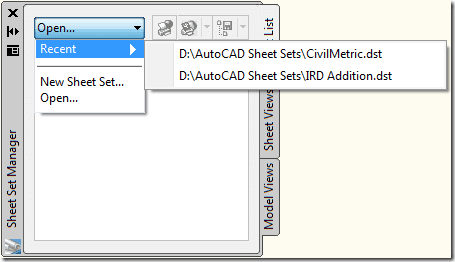 autocad sheet set pdf small plot